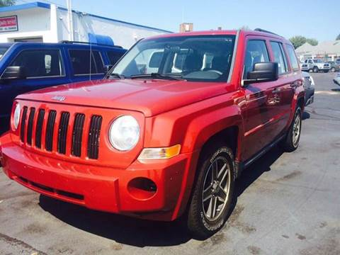 2010 Jeep Patriot for sale at Deluxe Auto Sales Inc in Ludlow MA
