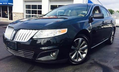 2009 Lincoln MKS for sale at Deluxe Auto Sales Inc in Ludlow MA