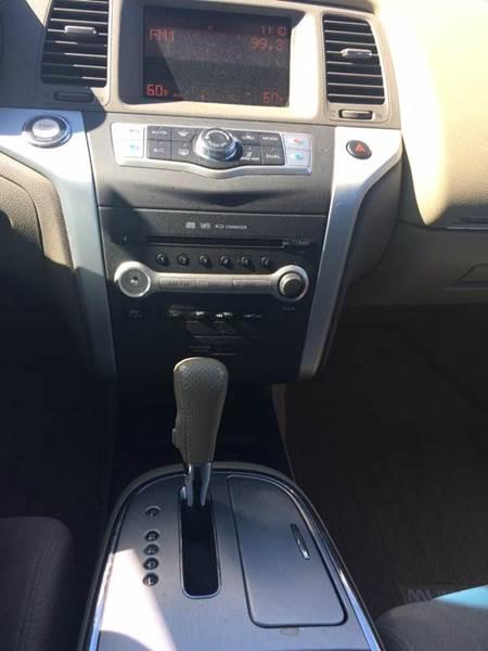 2009 Nissan Murano AWD S 4dr SUV - Ludlow MA