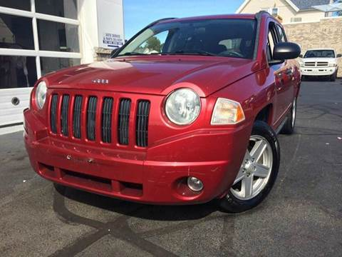 2008 Jeep Compass for sale at Deluxe Auto Sales Inc in Ludlow MA