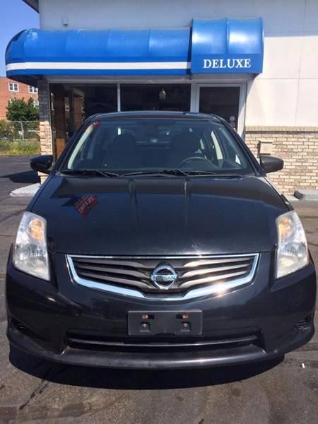 2010 Nissan Sentra 2.0 SL 4dr Sedan - Ludlow MA
