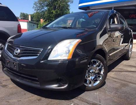 2010 Nissan Sentra for sale at Deluxe Auto Sales Inc in Ludlow MA