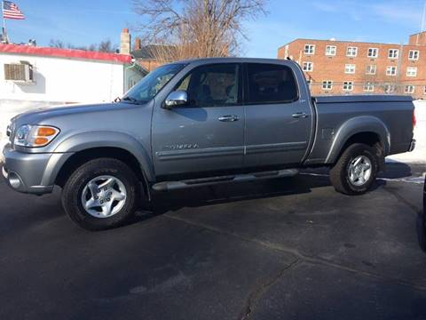 2004 Toyota Tundra for sale at Deluxe Auto Sales Inc in Ludlow MA