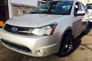 2010 Ford Focus for sale at Deluxe Auto Sales Inc in Ludlow MA