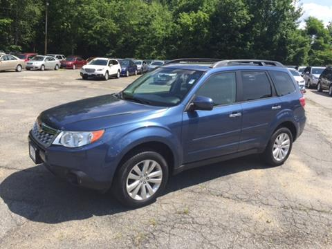 2012 Subaru Forester for sale in North Reading MA