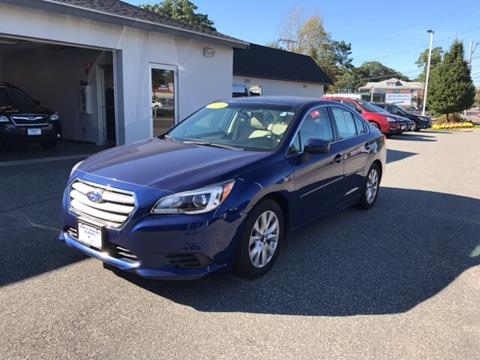 2015 Subaru Legacy for sale in North Reading MA