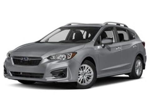 2018 Subaru Impreza for sale in North Reading MA
