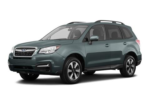 2018 Subaru Forester for sale in North Reading MA
