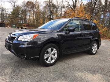 2015 Subaru Forester for sale in North Reading, MA