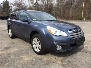 2013 Subaru Outback for sale in North Reading, MA