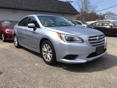 2017 Subaru Legacy for sale in North Reading MA
