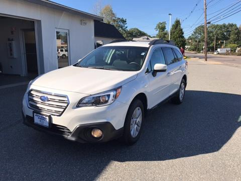 2017 Subaru Outback for sale in North Reading MA