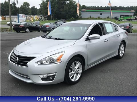 2015 Nissan Altima for sale in Charlotte, NC