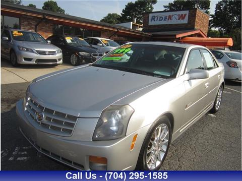2007 Cadillac CTS for sale in Charlotte, NC