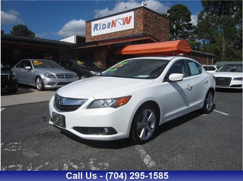2013 Acura ILX for sale in Charlotte, NC