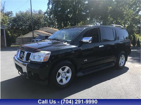 2006 Nissan Armada for sale in Charlotte, NC
