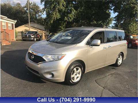 2012 Nissan Quest for sale in Charlotte, NC