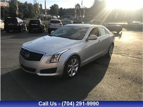 2013 Cadillac ATS for sale in Charlotte, NC