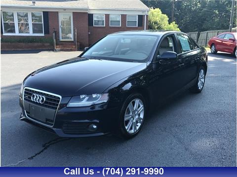 2011 Audi A4 for sale in Charlotte, NC