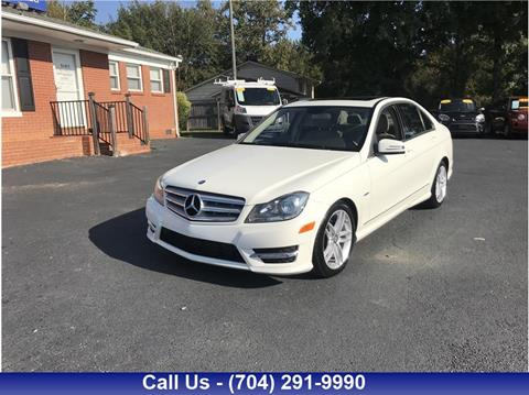 2012 Mercedes-Benz C-Class for sale in Charlotte, NC