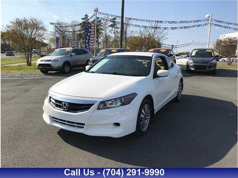 Used 2011 honda accord for sale in north carolina for Ride now motors in monroe north carolina