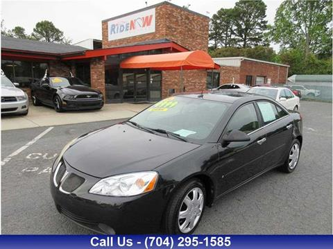 2008 Pontiac G6 for sale in Charlotte, NC