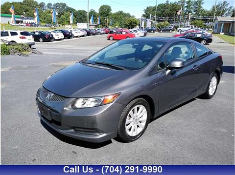 2012 honda civic for sale in charlotte nc. Black Bedroom Furniture Sets. Home Design Ideas