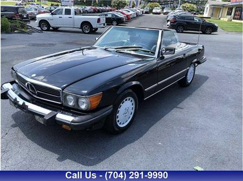 1988 Mercedes Benz 560 Class For Sale In Charlotte, NC