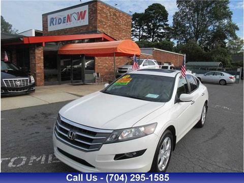 2012 Honda Crosstour for sale in Charlotte, NC