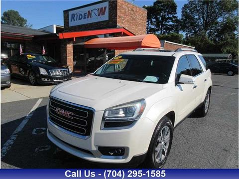 2013 GMC Acadia for sale in Charlotte, NC