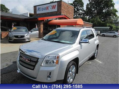 2015 GMC Terrain for sale in Charlotte, NC