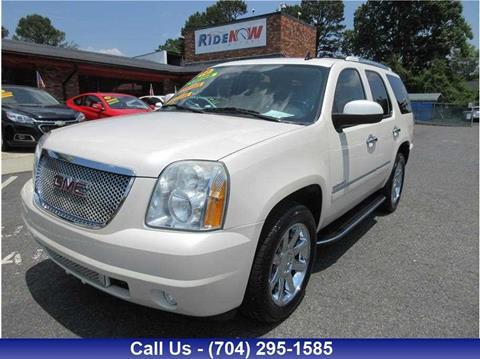2010 GMC Yukon for sale in Charlotte, NC