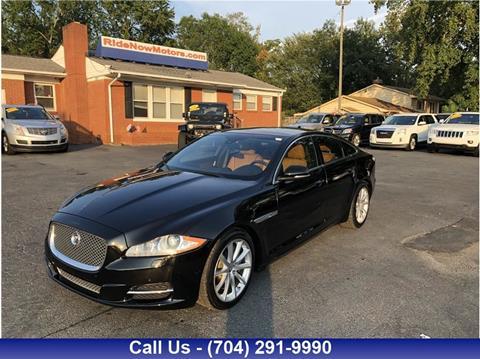 2013 Jaguar XJ for sale in Monroe, NC