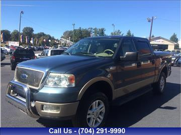 2004 Ford F-150 for sale in Charlotte, NC