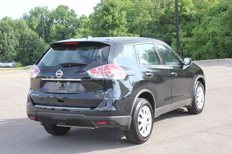2016 Nissan Rogue S 4dr Crossover - Mount Juliet TN