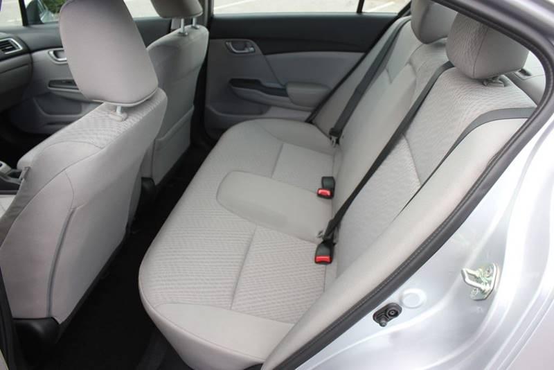 2014 Honda Civic LX 4dr Sedan CVT - Old Hickory TN