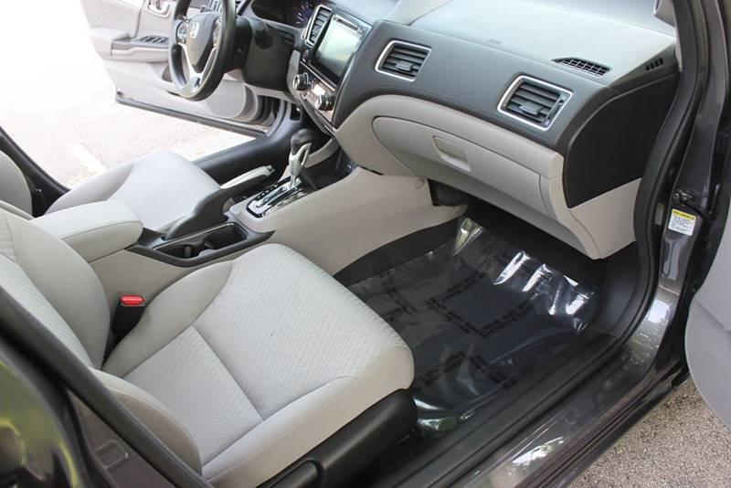 2014 Honda Civic EX 4dr Sedan - Mount Juliet TN