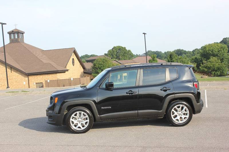 2015 Jeep Renegade Latitude 4dr SUV - Old Hickory TN