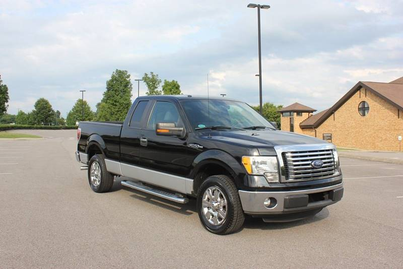 2011 Ford F-150 4x2 XLT 4dr SuperCab Styleside 6.5 ft. SB - Old Hickory TN