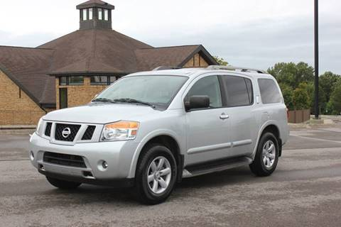 2013 Nissan Armada for sale in Old Hickory, TN