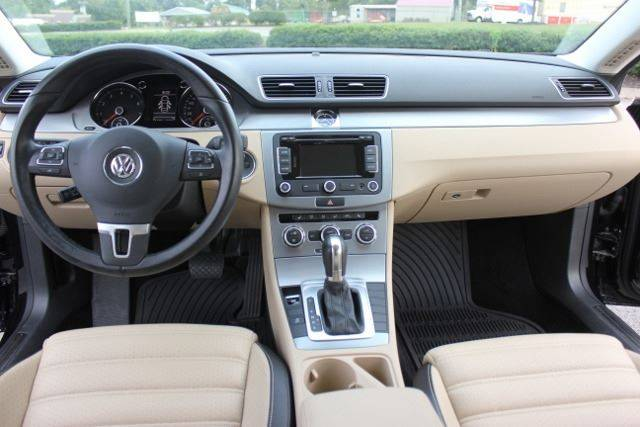 2013 Volkswagen Cc Lux 4dr Sedan In OLD HICKORY TN  Auto World