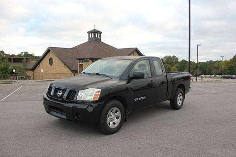 2007 Nissan Titan for sale in Mount Juliet, TN