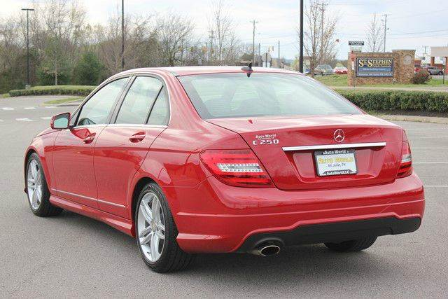 2013 Mercedes-Benz C-Class C 250 Sport 4dr Sedan - Old Hickory TN