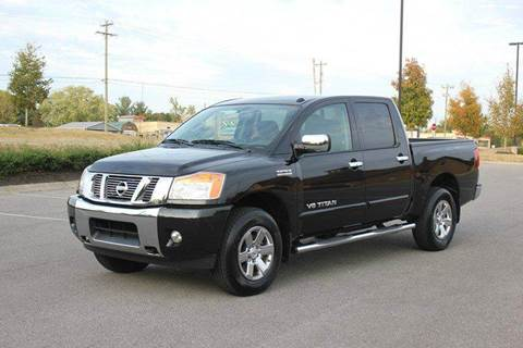 2014 Nissan Titan for sale in Mount Juliet, TN