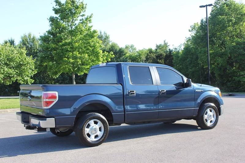 2013 Ford F-150 4x2 XLT 4dr SuperCrew Styleside 5.5 ft. SB - Old Hickory TN