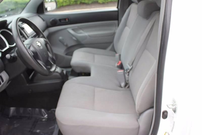 2013 Toyota Tacoma 4x2 2dr Regular Cab 6.1 ft SB 4A - Mount Juliet TN