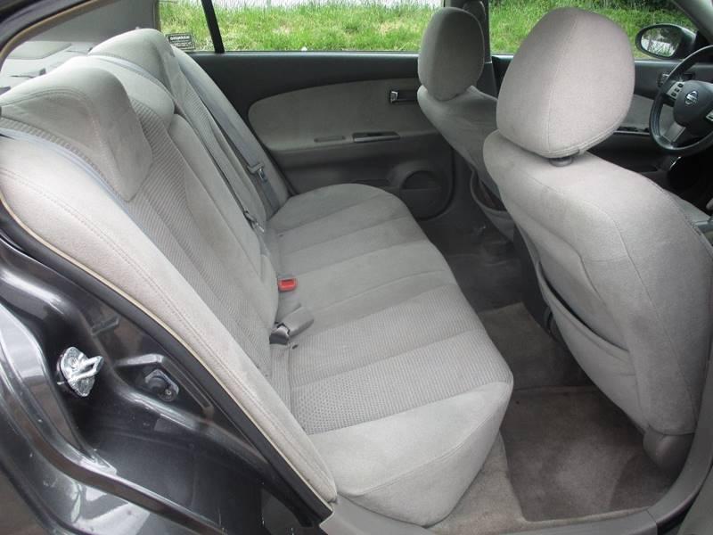 2005 Nissan Altima 2.5 S 4dr Sedan - Hasbrouck Heights NJ