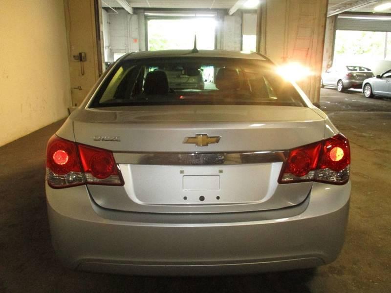2011 Chevrolet Cruze LS 4dr Sedan - Hasbrouck Heights NJ