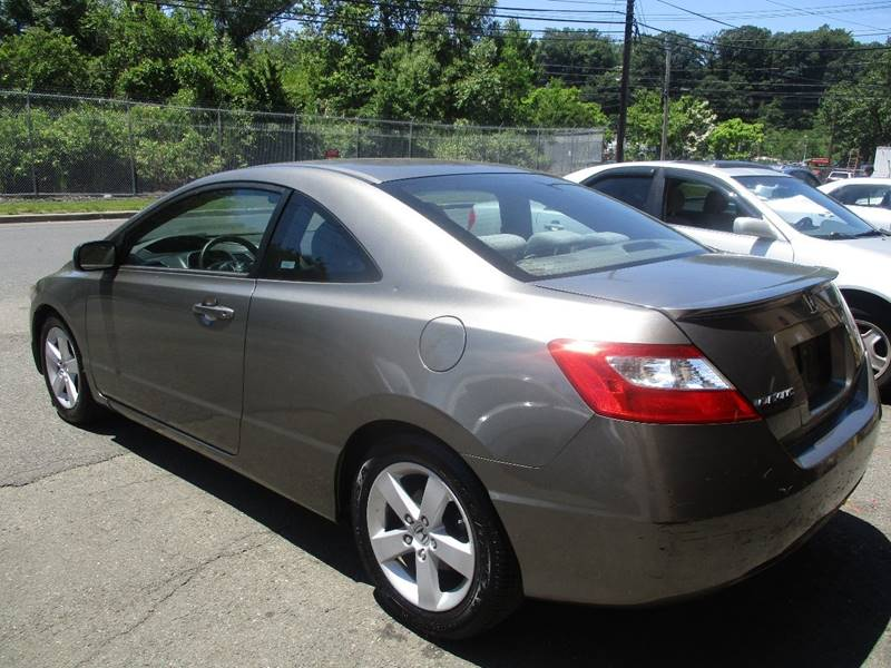 2006 Honda Civic EX 2dr Coupe w/Manual - Hasbrouck Heights NJ