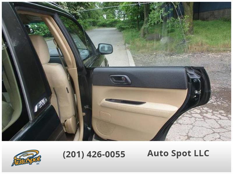 2004 Subaru Forester AWD X 4dr Wagon - Hasbrouck Heights NJ